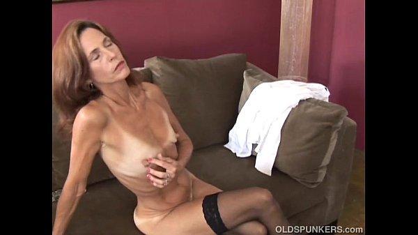 skinny granny sex tube