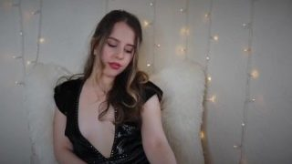 POV Humiliating Jerk Off Instruction with Teen Mistress