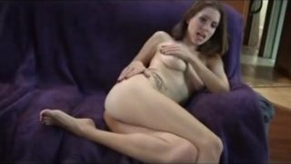 Busty Babe Masturbating and Giving Dirty Talking CEI
